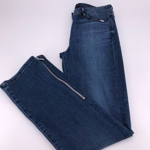 3x1-Midway gusset Zipper in Presley size 25